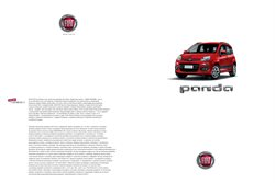 Oferty Fiat na ulotce Nowy Targ
