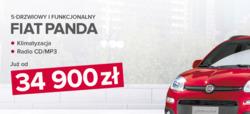 Oferty Fiat na ulotce Bydgoszcz