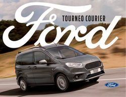 Oferty Ford na ulotce Ford ( Ponad miesiąc)