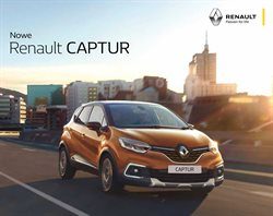Oferty Renault na ulotce Warszawa