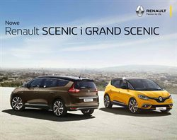 Samochody, motory i części samochodowe oferty w katalogu Renault w Nowy Targ