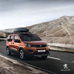Oferty Peugeot na ulotce Peugeot ( Ponad miesiąc)