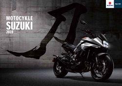 Gazetka Suzuki ( Ponad miesiąc )