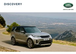 Gazetka Land Rover ( Ponad miesiąc )