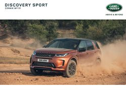 Oferty Land Rover na ulotce Land Rover ( Ponad miesiąc)