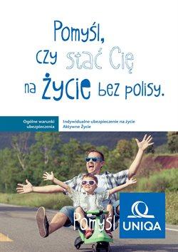 Gazetka Uniqua w Gdynia ( Wygasle )