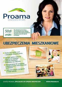 Oferty Banki i ubezpieczenia w Proama.pl w Łódź ( Ponad miesiąc )