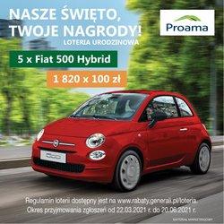 Oferty Banki i ubezpieczenia na ulotce Proama.pl ( Ważny 15 dni)