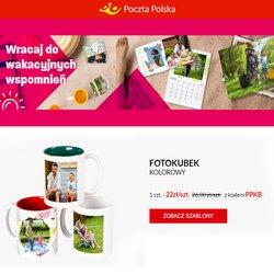 Oferty Książki i artykuły biurowe na ulotce Poczta Polska ( Ważny 5 dni)