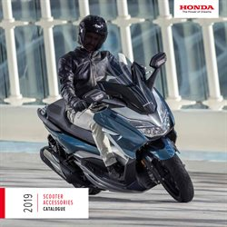 Oferty Honda na ulotce Warszawa