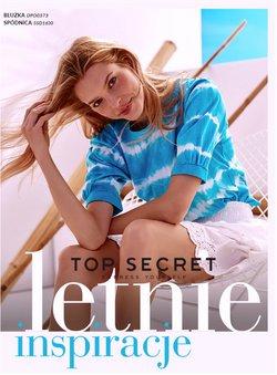 Oferty Top Secret na ulotce Top Secret ( Ważny 9 dni)