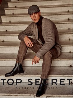 Oferty Top Secret na ulotce Top Secret ( Ponad miesiąc)
