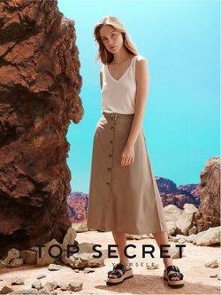 Oferty Ubrania, buty i akcesoria na ulotce Top Secret ( Wydany wczoraj)