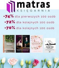 Oferty Książki i artykuły biurowe w Matras w Kraków ( Ważny 2 dni )