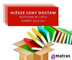 Oferty Książki i artykuły biurowe na ulotce Matras ( Wygasa jutro)