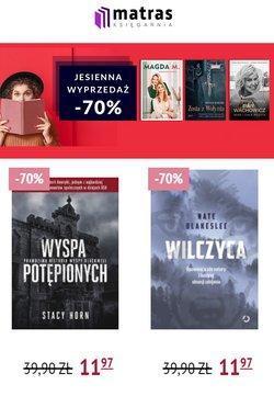 Oferty Książki i artykuły biurowe na ulotce Matras ( Ważny 6 dni)