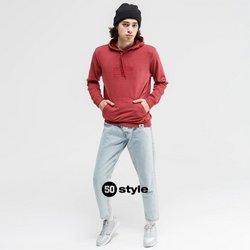 Oferty 50style na ulotce 50style ( Ważny 9 dni)
