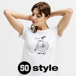 Oferty 50style na ulotce 50style ( Ponad miesiąc)