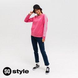 Oferty 50style na ulotce 50style ( Wydany dzisiaj)