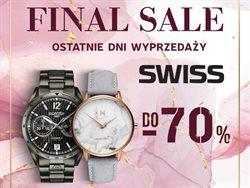 Gazetka Swiss ( Wygasa jutro )