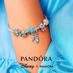 Oferty Marki luksusowe na ulotce Pandora ( Ponad miesiąc)