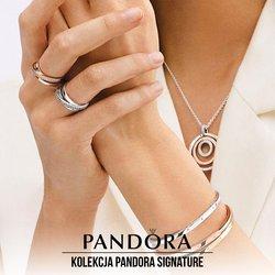 Oferty Marki luksusowe na ulotce Pandora ( Ważny 13 dni)