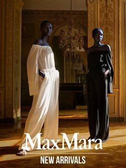 Oferty Marki luksusowe na ulotce Max Mara ( Ważny 9 dni)