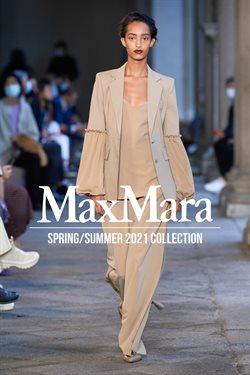 Oferty Marki luksusowe na ulotce Max Mara ( Ponad miesiąc)