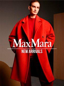 Oferty Marki luksusowe na ulotce Max Mara ( Ważny 30 dni)
