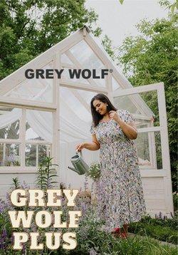 Oferty Grey Wolf na ulotce Grey Wolf ( Ponad miesiąc)