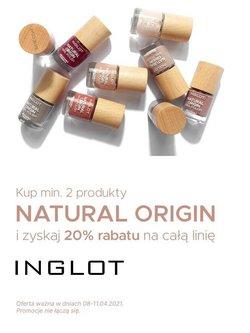 Gazetka Inglot ( Wygasa dzisiaj )
