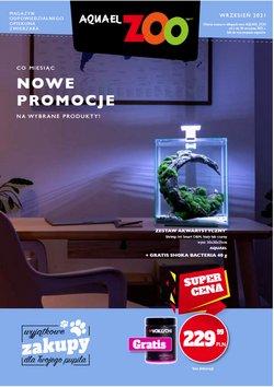 Oferty Aqua el ZOO na ulotce Aqua el ZOO ( Ważny 3 dni)