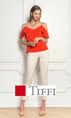 Oferty Ubrania, buty i akcesoria na ulotce Tiffi ( Wygasa jutro)