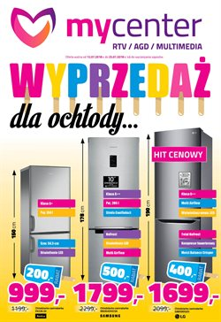 Elektronika i AGD oferty w katalogu My Center w Iława