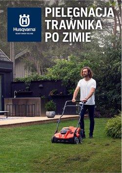 Oferty Budownictwo i ogród na ulotce Husqvarna ( Ważny 19 dni)