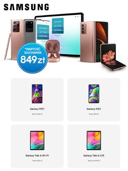 Gazetka Samsung ( Wygasle )