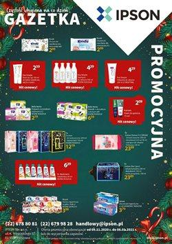 Oferty Perfumy i kosmetyki w IPSON w Łódź ( Ponad miesiąc )