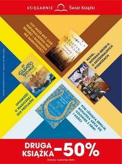 Oferty Książki i artykuły biurowe na ulotce Świat Książki ( Ważny 24 dni)