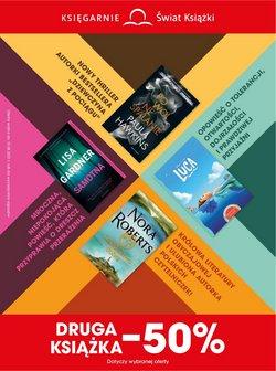 Oferty Książki i artykuły biurowe na ulotce Świat Książki ( Ważny 17 dni)
