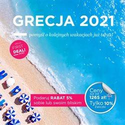 Oferty Podróże w Grecos Holiday ( Wygasa jutro )