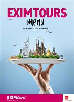 Oferty Podróże w EXIM Tours w Szczawno-Zdrój ( Ponad miesiąc )