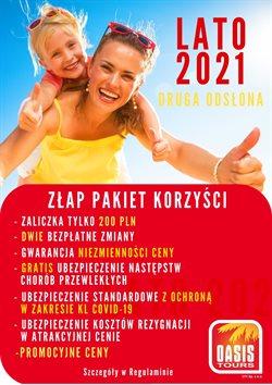 Oferty Podróże w Oasis Tours w Kraków ( Ponad miesiąc )