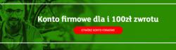 Oferty mBank na ulotce Warszawa