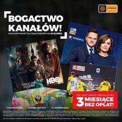 Gazetka Cyfrowy Polsat ( Ponad miesiąc )