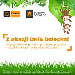 Oferty Elektronika i AGD na ulotce Cyfrowy Polsat ( Ważny 5 dni)