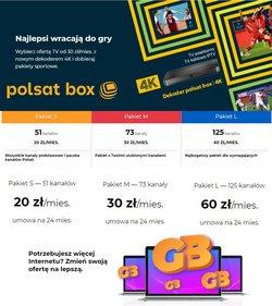 Oferty Elektronika i AGD na ulotce Cyfrowy Polsat ( Ważny 3 dni)