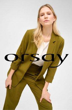 Gazetka Orsay ( Ponad miesiąc )