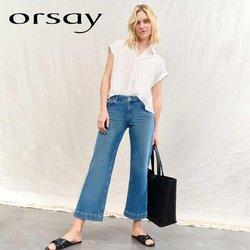 Oferty Ubrania, buty i akcesoria na ulotce Orsay ( Ważny 2 dni)