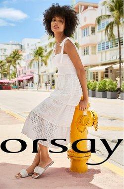 Oferty Ubrania, buty i akcesoria na ulotce Orsay ( Wydany dzisiaj)