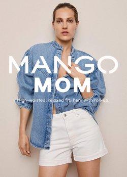 Oferty MANGO na ulotce MANGO ( Ważny 8 dni)